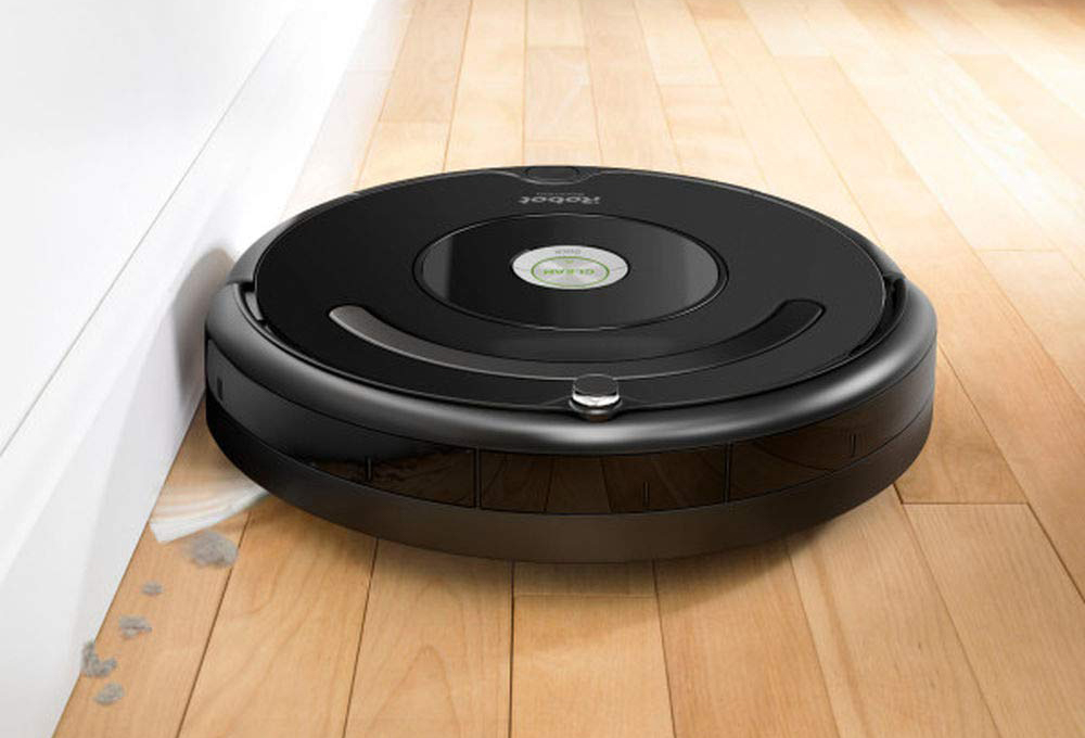 How is this wildly popular Roomba robot vacuum only $199 right now at Amazon? thumbnail