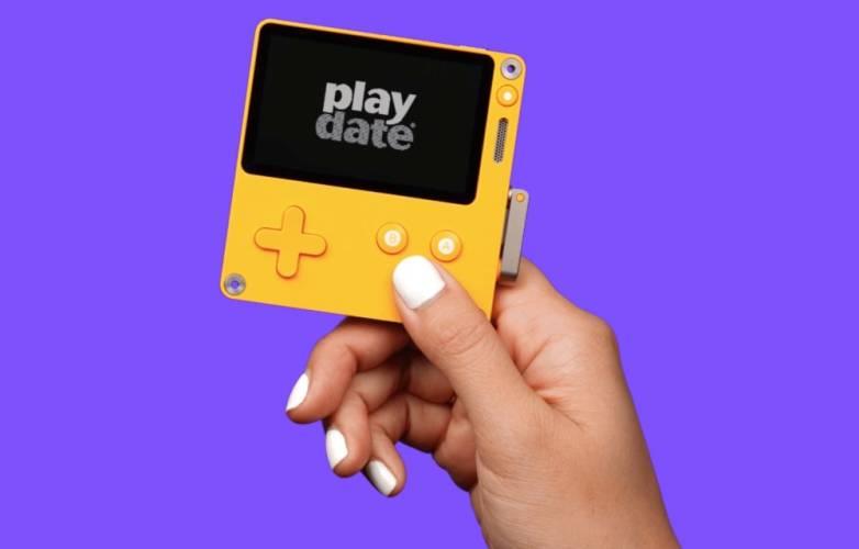 Panic Playdate Console