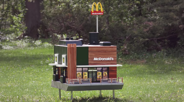 mcdonalds for bees