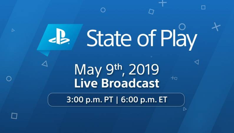 PlayStation State of Play May 2019