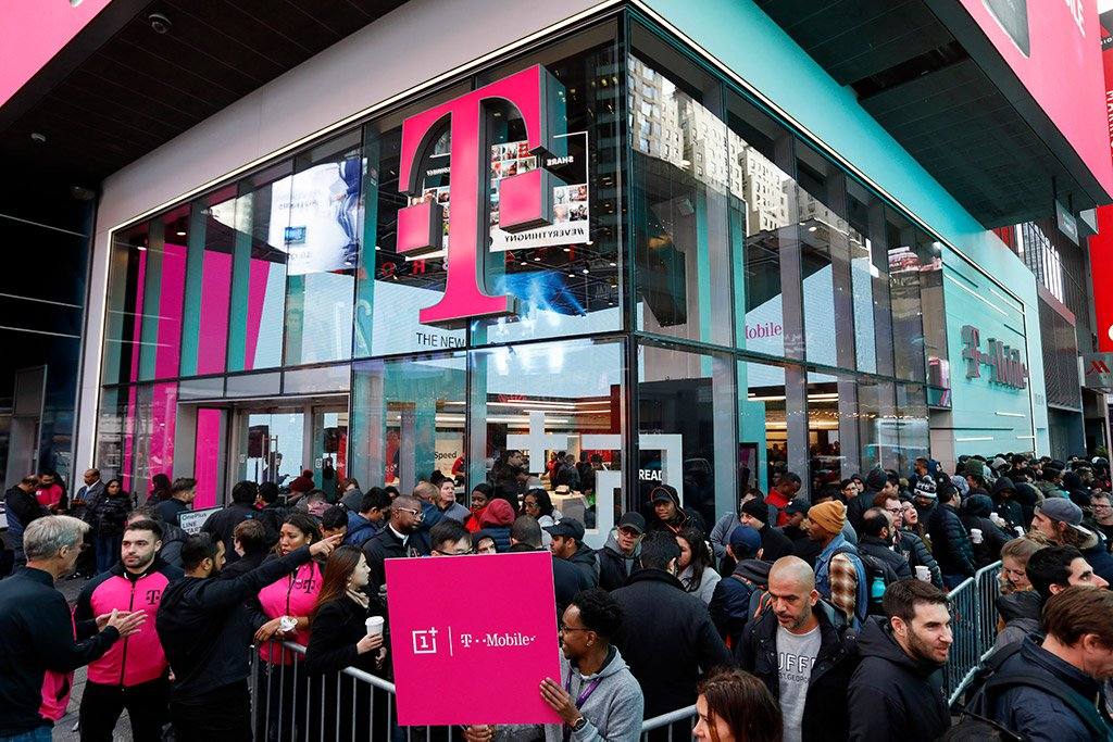 T-Mobile: OnePlus 7 Pro