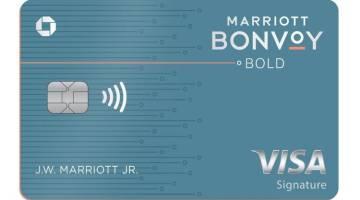 Marriott Bonvoy Bold