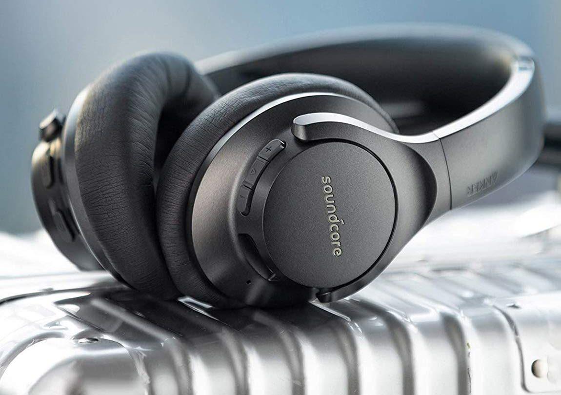 Wireless Noise Cancelling Headphones Sale On Amazon