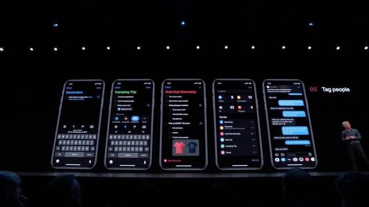 WWDC 2019 Announcements