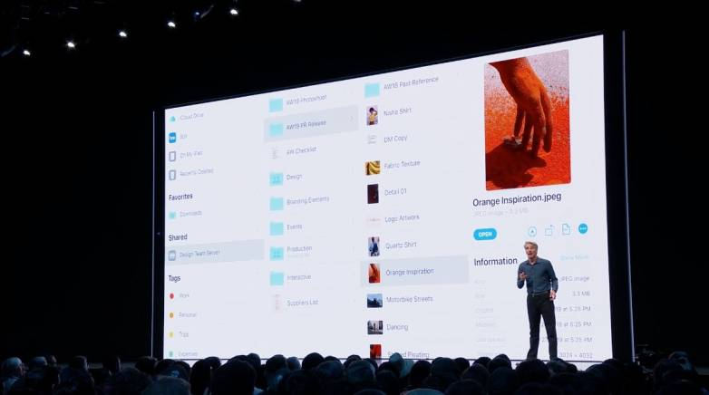 iOS 13 iPadOS WWDC 19
