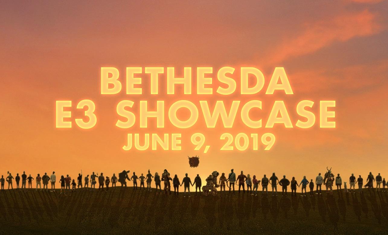 Bethesda E3 2019 press conference