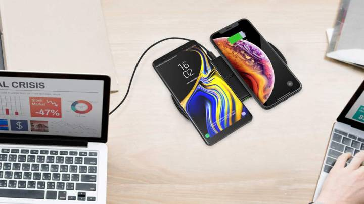 Wireless Charger For Multiple Devices