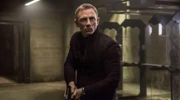 Bond 25 trailer