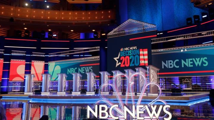 Democratic debates 2020