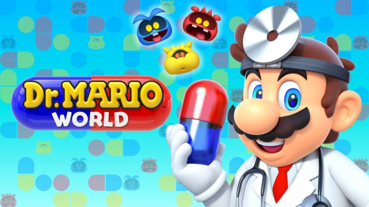 Dr. Mario World release date