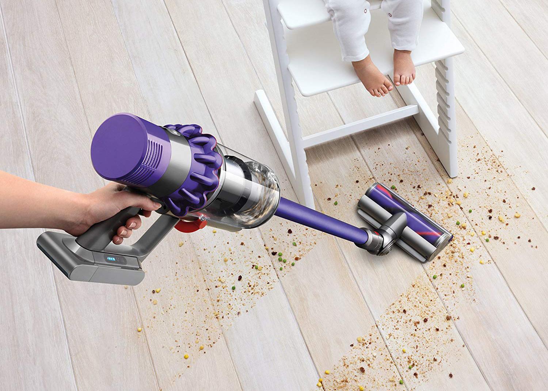 Как почистить ручной пылесос дайсон dyson slim vacuum
