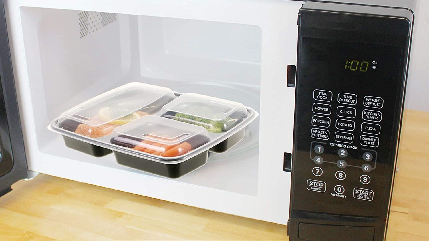 Best for Meal Preppers