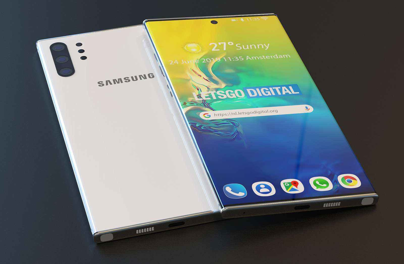 The Galaxy Note 10 Doesn T Have A Headphone Jack But Samsung Has A Solution Bgr