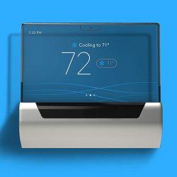 Smart Thermostat Alexa