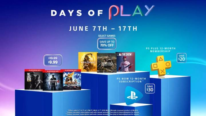 Sony Days of Play 2019
