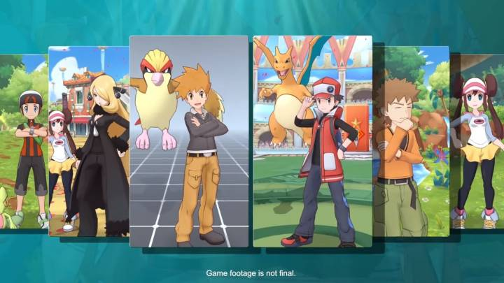 Pokemon Masters release date