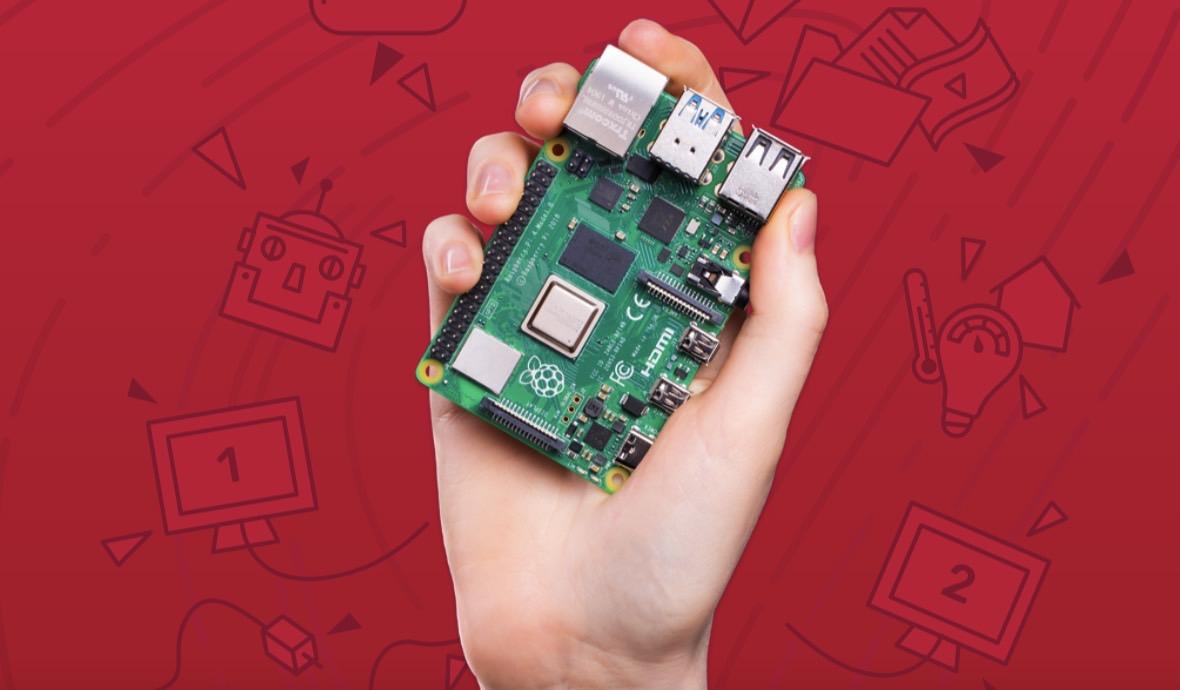 Raspberry Pi 4 USB-C