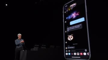 iOS 13 iPadOS WWDC