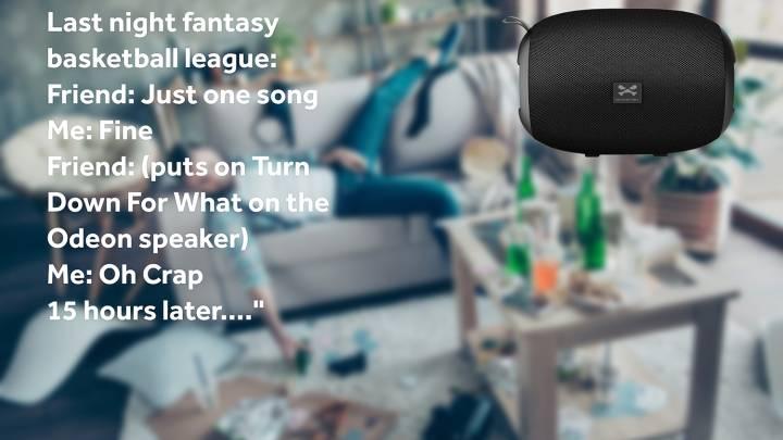 Best Portable Bluetooth Speaker Deal 2019