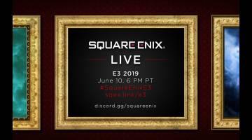 Square Enix E3 2019 press conference