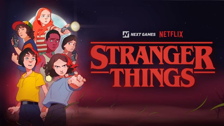 Stranger Things Video Game