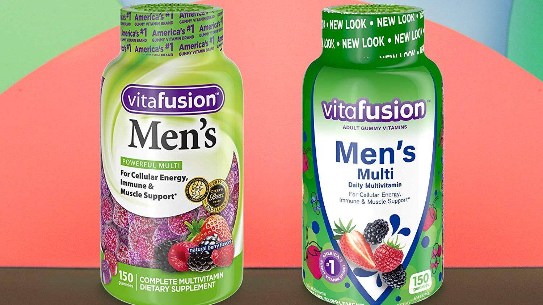 Best Gummy Vitamin for Men