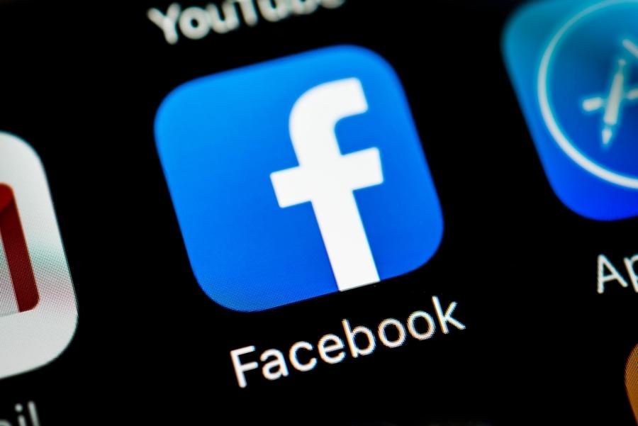 Facebook user audio