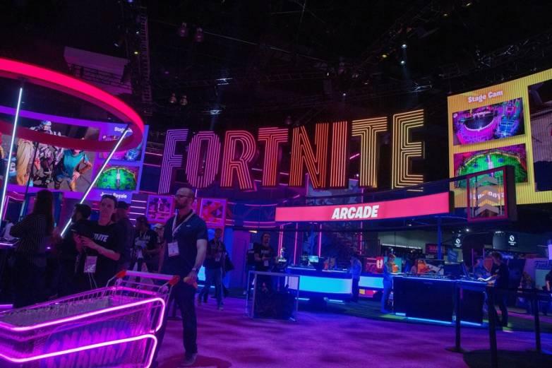 Fornite game