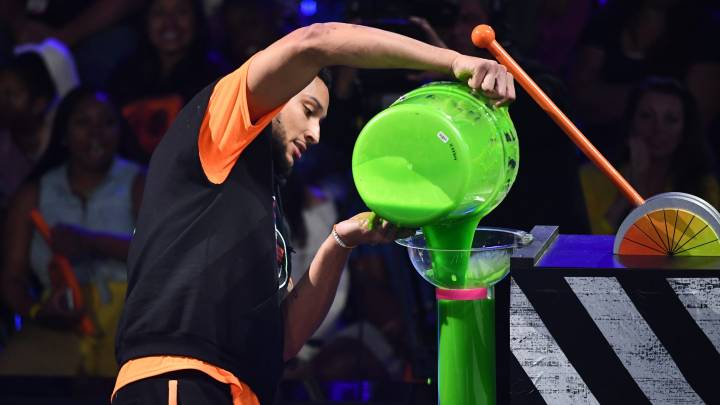 slime in space