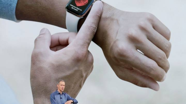 Apple Watch Connected