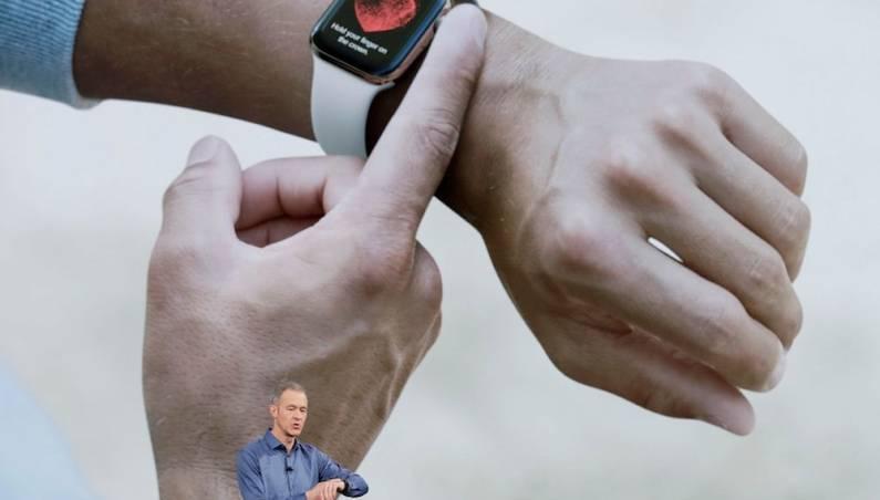 Apple wearables revenue