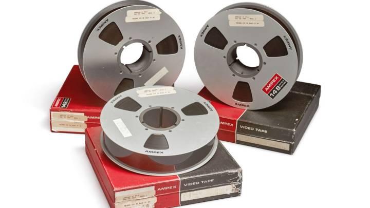 moon tape auction