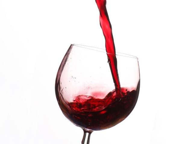 red wine mars