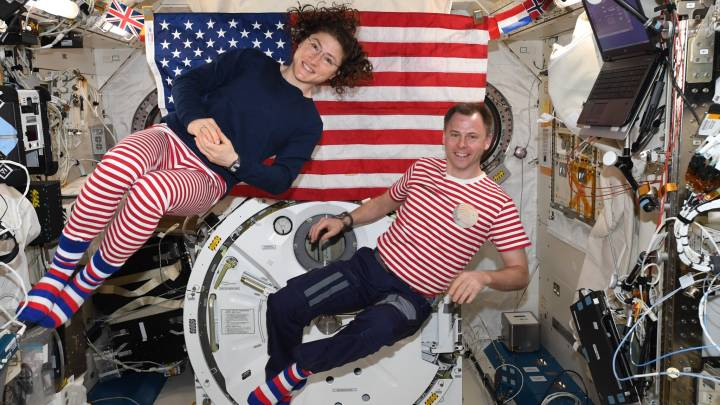 iss 4th of july