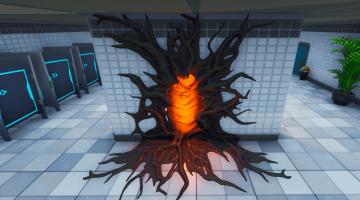 Fortnite: Stranger Things portals