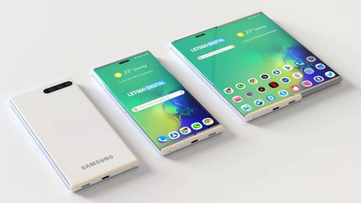 Galaxy S11 design leak