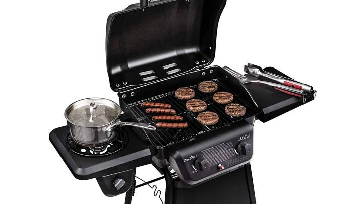 Best Outdoor Grill for Smaller Backyards