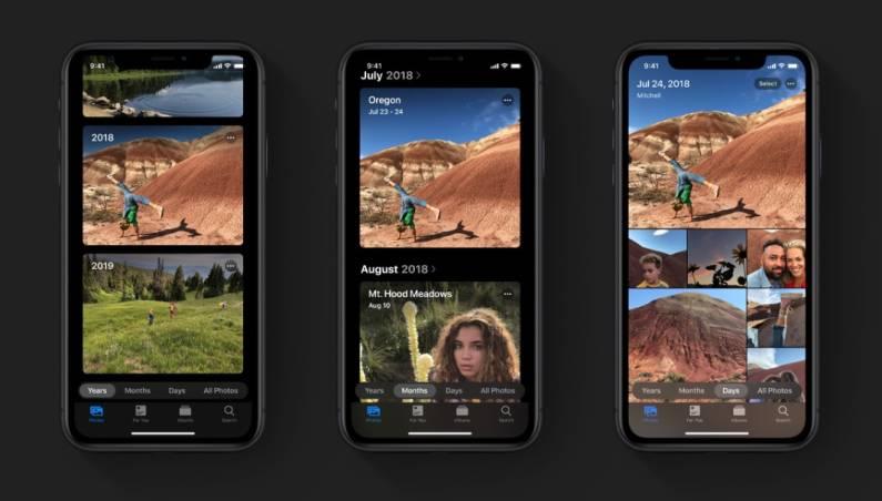 iOS 13 public beta 3