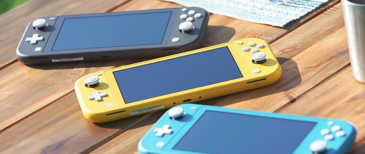 Nintendo Switch Lite Preorder