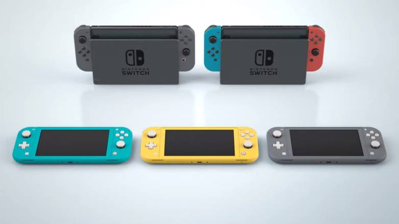 Nintendo Switch Lite: Joy-Con drift