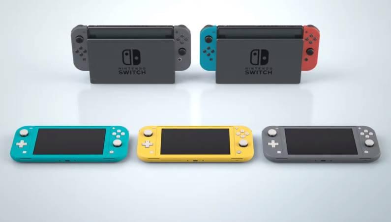 Nintendo Switch Lite: Joy-Con drift
