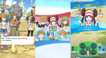 Pokemon Masters gameplay trailer