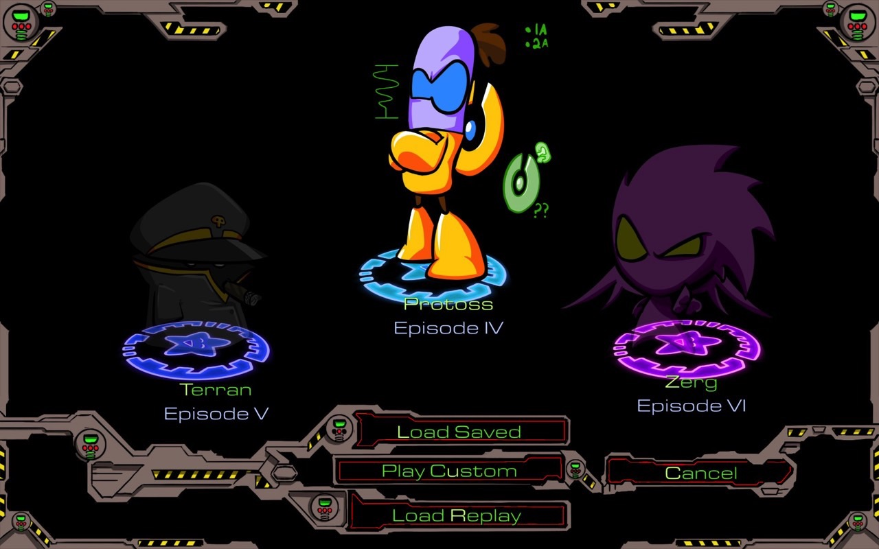 Starcraft Cartooned Is An Adorable Mod For One Of The Best Strategy Games Ever Bgr