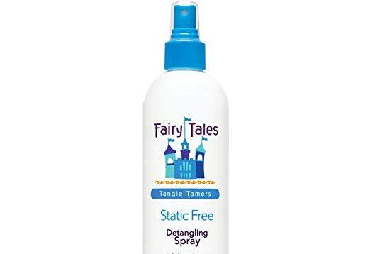 Best Hair Detangling Spray
