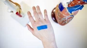 hydrogel bandage