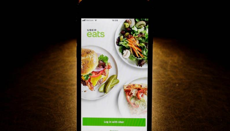 Uber Eats Dine-in