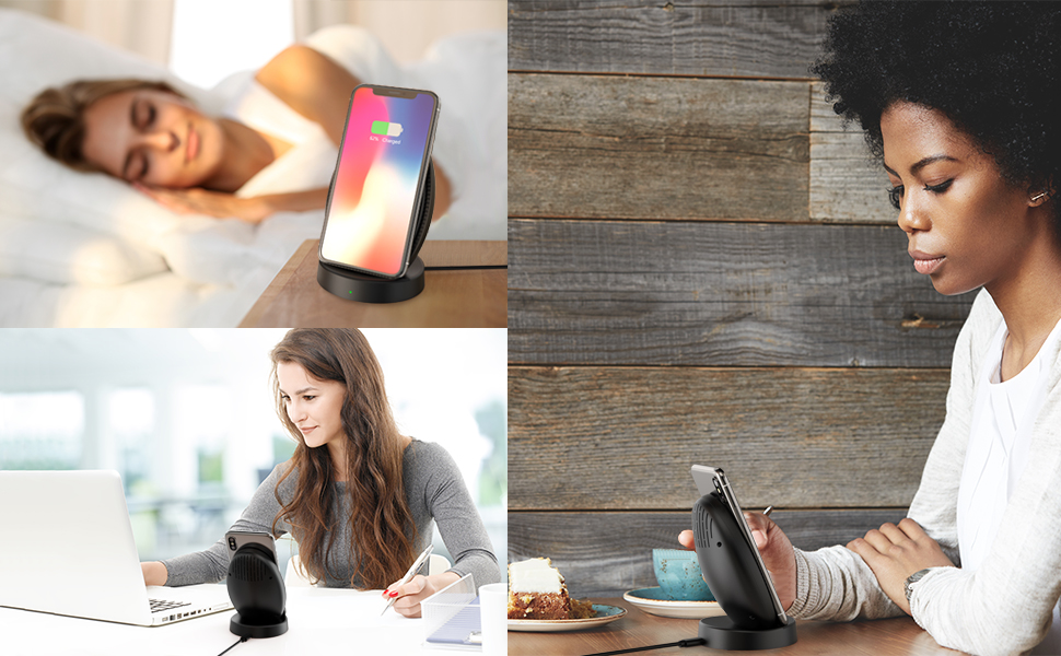 Fast Wireless Charger On Amazon