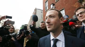 William Barr letter to Facebook