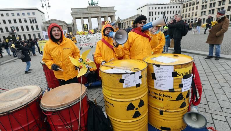 fukushima nuclear waste