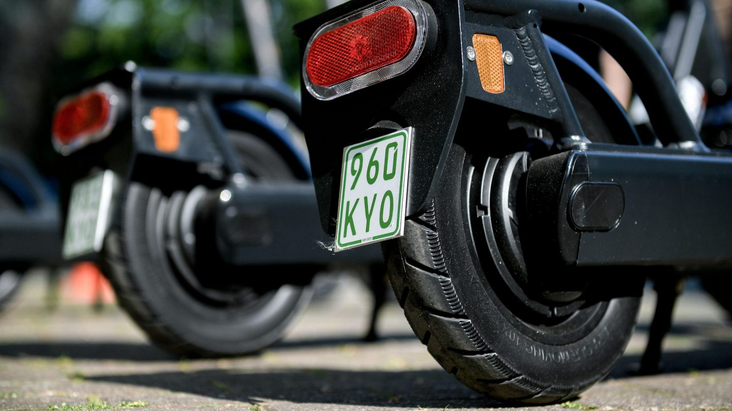e-scooter emissions